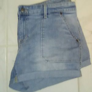 GAP Girlfriend Shorts
